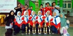 PMR MATSASURBA Kembali Memboyong Piala Juara Umum  JAVAMERA